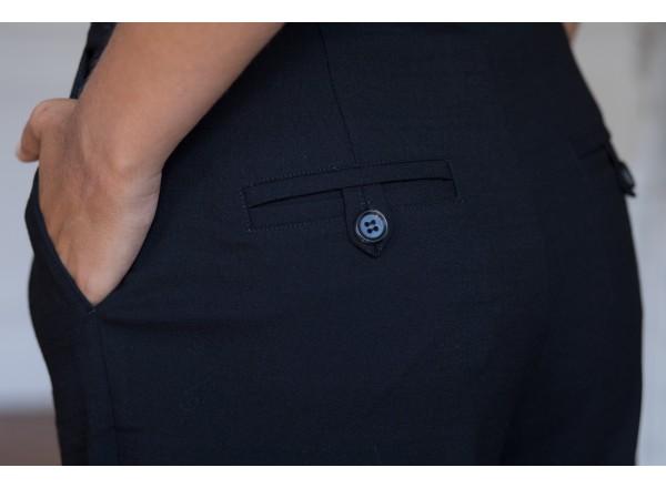 Pantalon Elisa noir