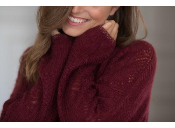 bordeaux Edgar sweater