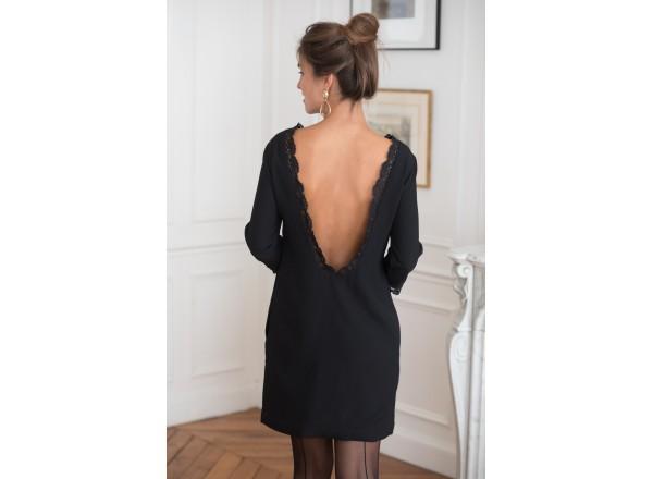 Robe Noire Diva