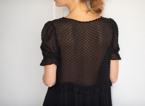 Robe Ernestine noire