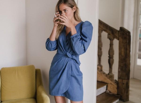 jean Mazarine dress