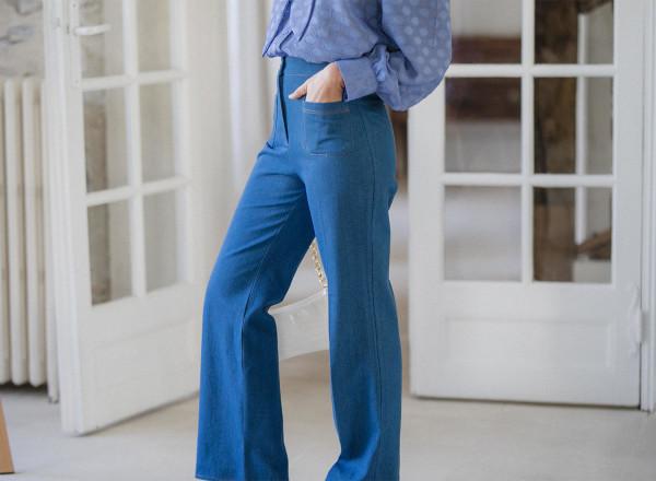 Pantalon ruben en jean